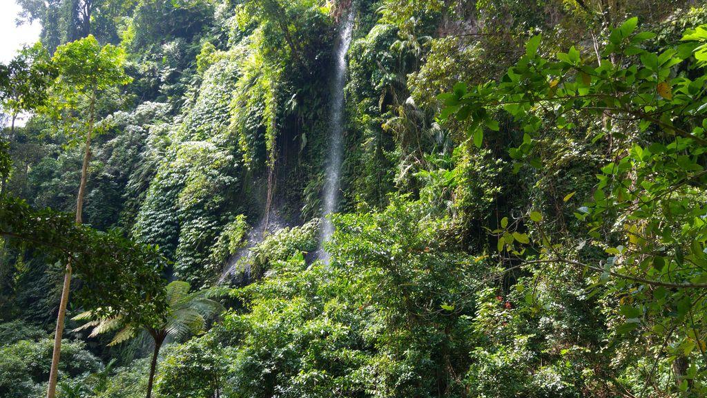 cascades lombok