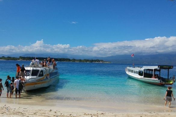 comment aller a gili trawangan