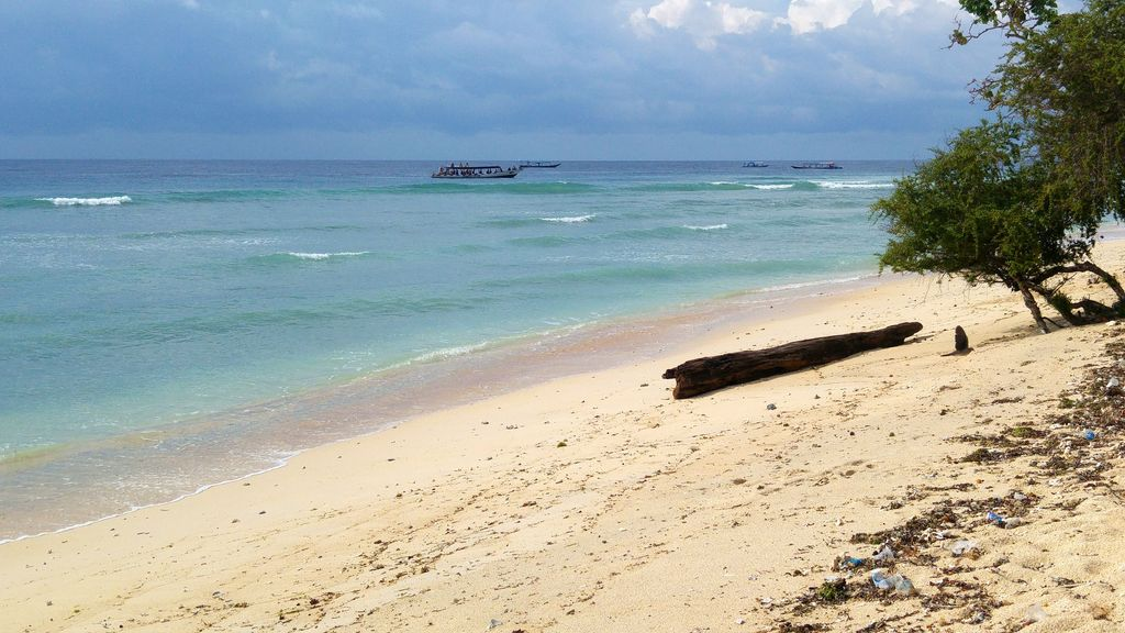 gilis meilleures plages de bali