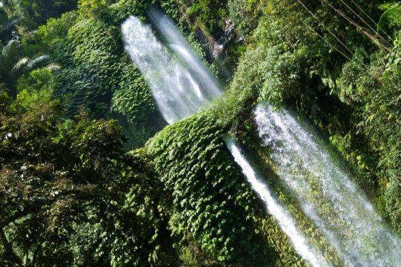 cascade de Sendang Gile lombok