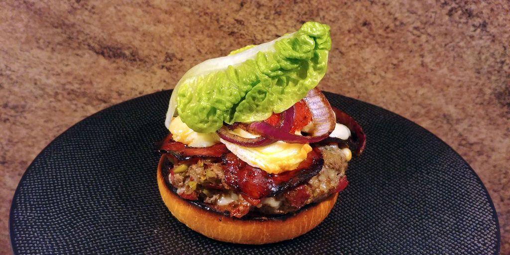 idée recette de burger