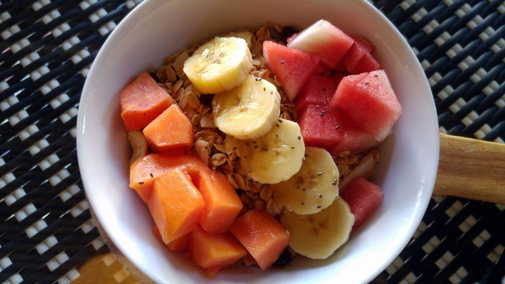 kies villa breakfast