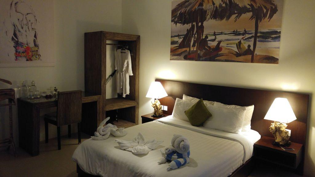 kies villa où dormir à lombok