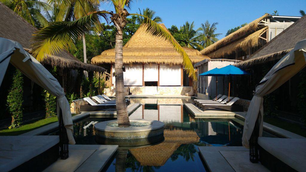 kies villas hotel piscine