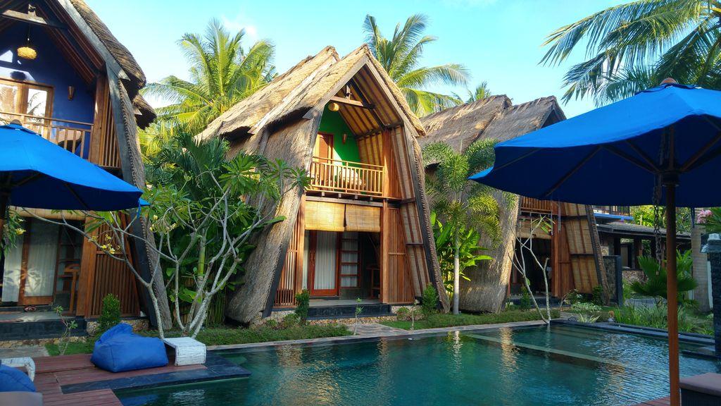 kies villas lombok bungalow