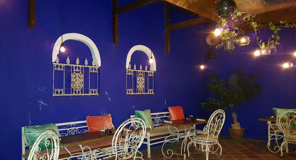 lombok el bazar cafe majorelle