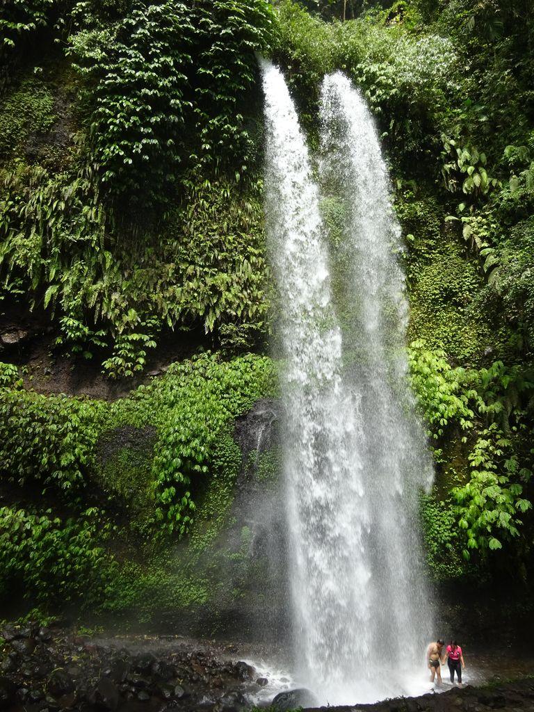 meilleure cascade lombok