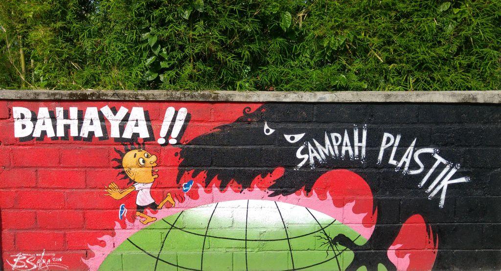 street art bangsal lombok