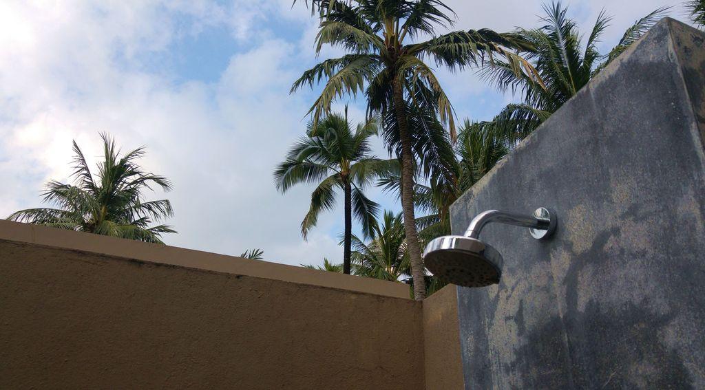 svarga resort hotel douche exterieure