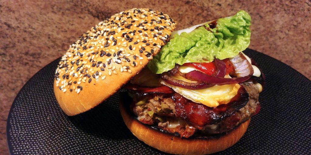 top burger maison