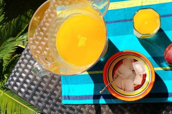 recette de limonade aux fruits de la passion