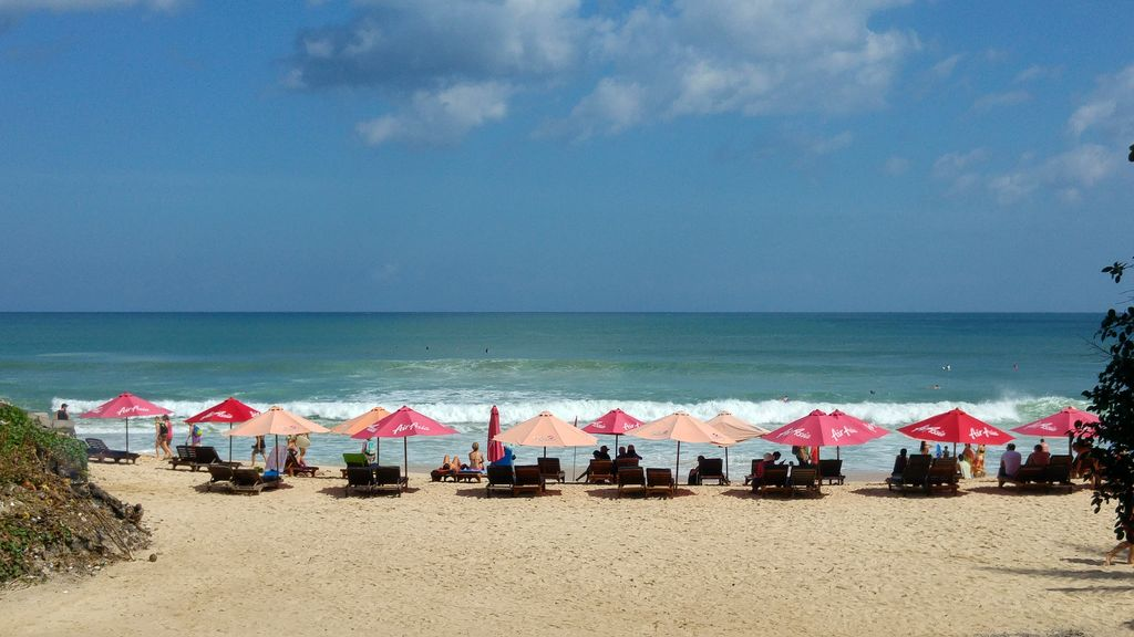 entree de plage a dreamland bali