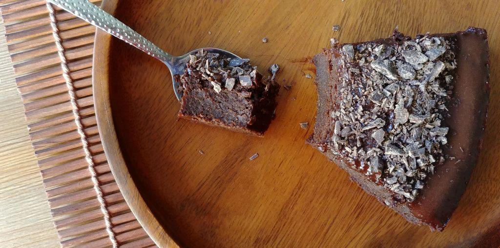 degustation du fondant au chocolat
