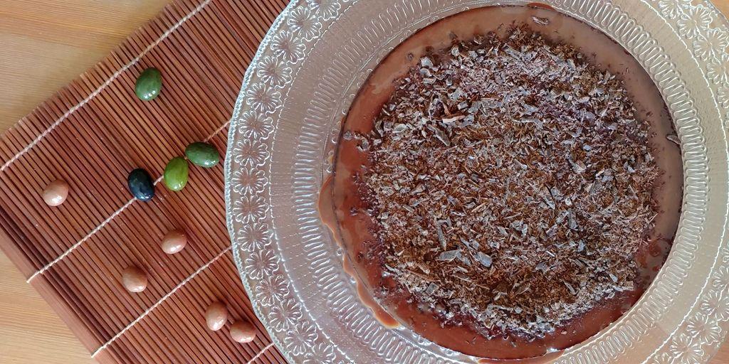 gateau au chocolat et oeufs de paques
