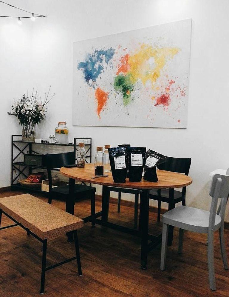 interieur des cafetiers lyon