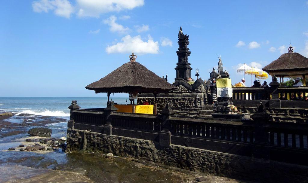 temple de tanah lot bali