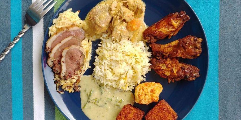 assiette de brunch brésilien de sampa lyon