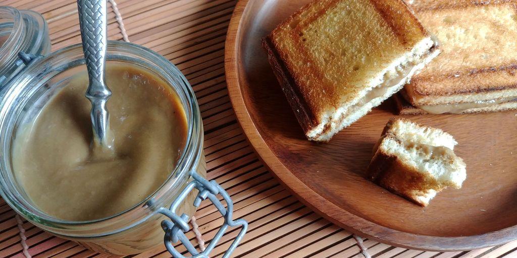 creme de coco pour toast