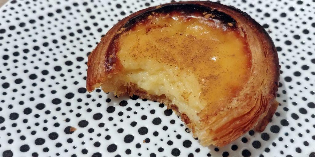 pastel de nata de la casa iberica