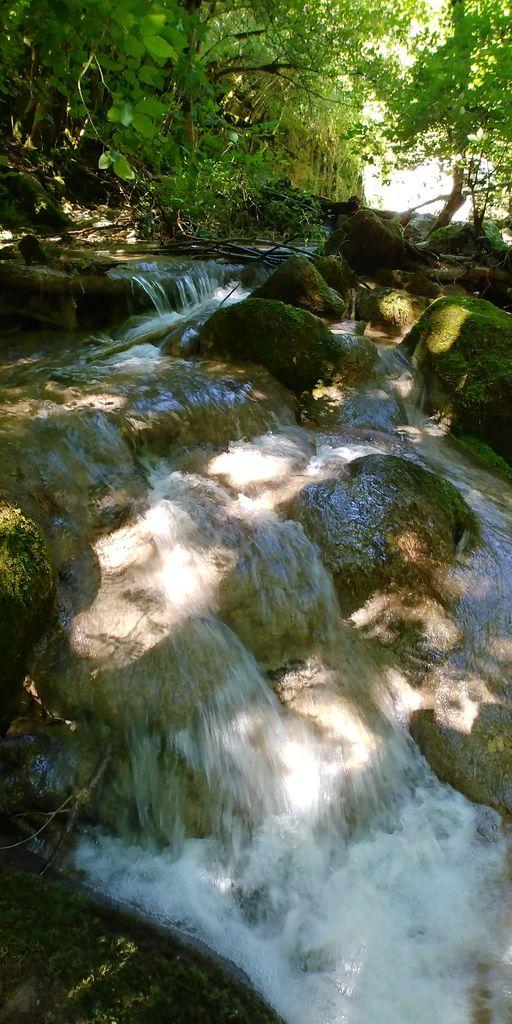 cascade naturelle
