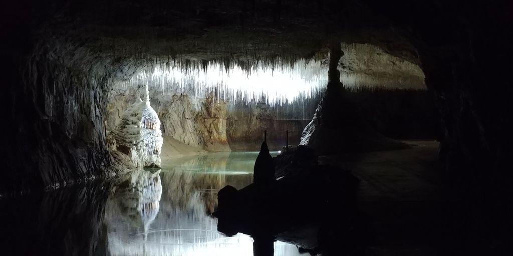 que voir dans la grotte de choranche