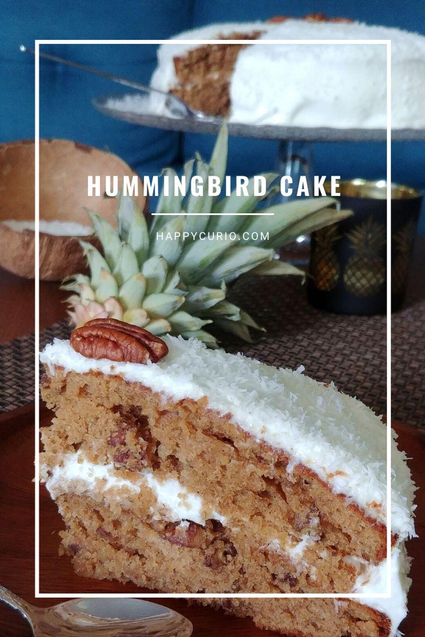 fiche recette hummingbird layer cake