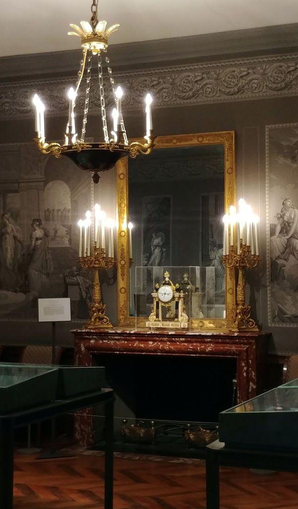 meubles et objets du chateau de vizille