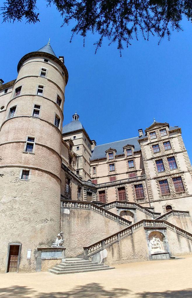 chateau fort de vizille