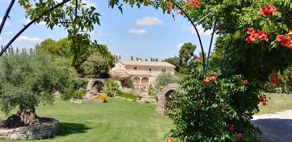 maison du jardin de saint adrien