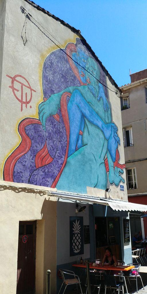 fresque du klive festival