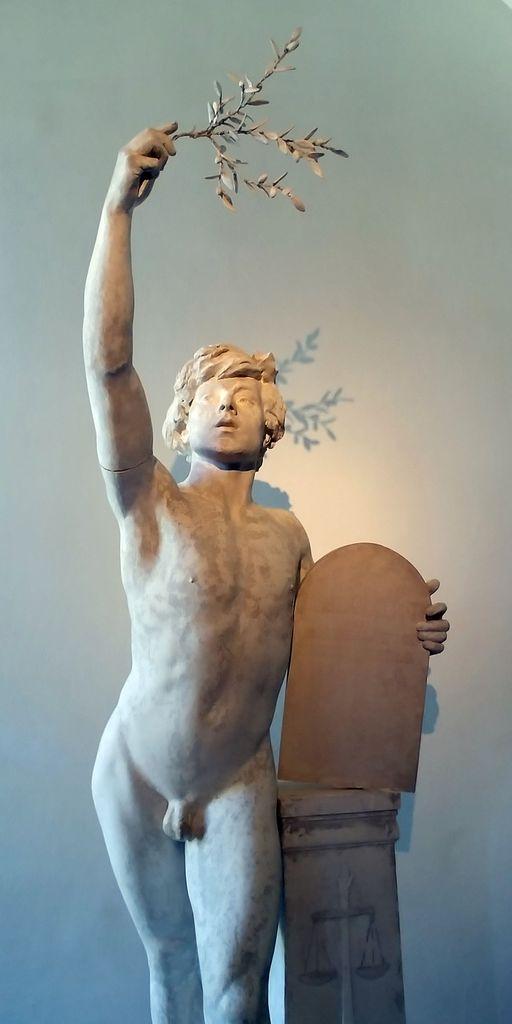 statue a vizille